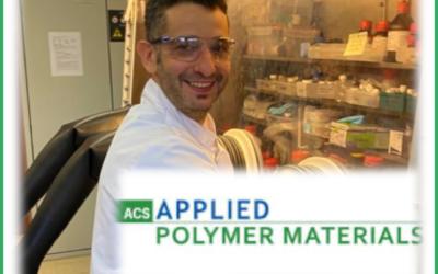 Haritz Sardon member of the Editorial Advisory Board of ACS Applied Polymer Materials