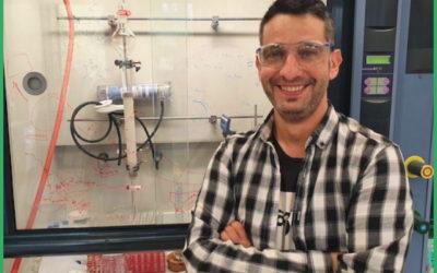 Haritz Sardon has been awarded a Leonardo Grant by the BBVA Foundation