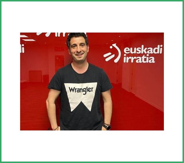 Interview to Haritz Sardon in Euskadi Irratia